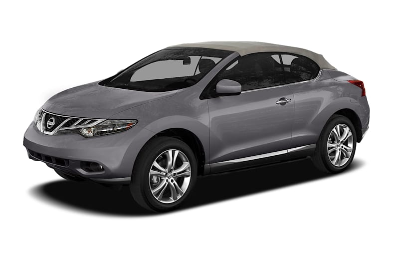 2012 Nissan Murano CrossCabriolet Exterior Photo