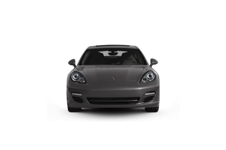 2012 Porsche Panamera Exterior Photo