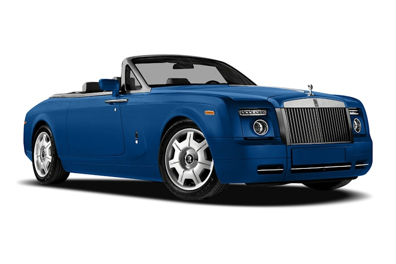 2012 Rolls-Royce Phantom Drophead Coupe Exterior Photo