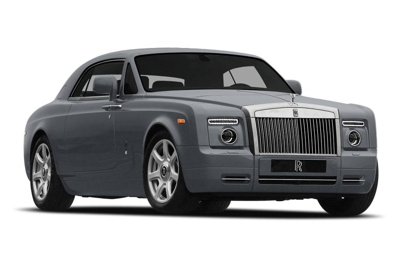 2012 Rolls-Royce Phantom Coupe Exterior Photo