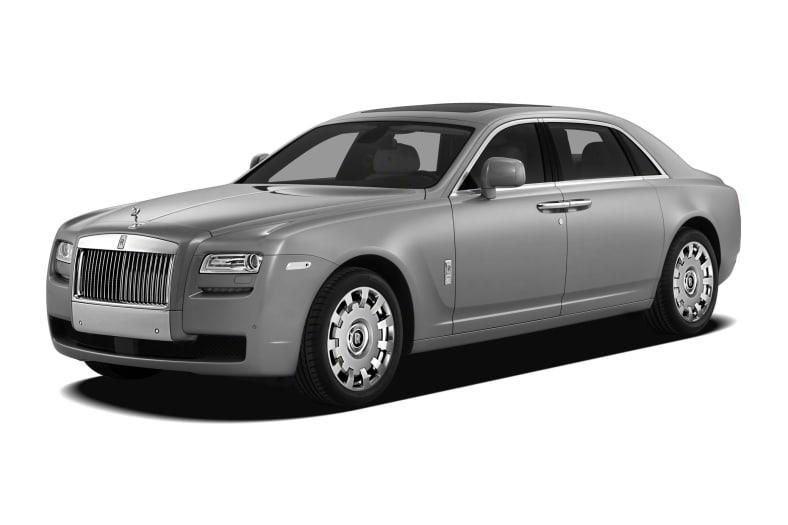 2012 Rolls-Royce Ghost Exterior Photo