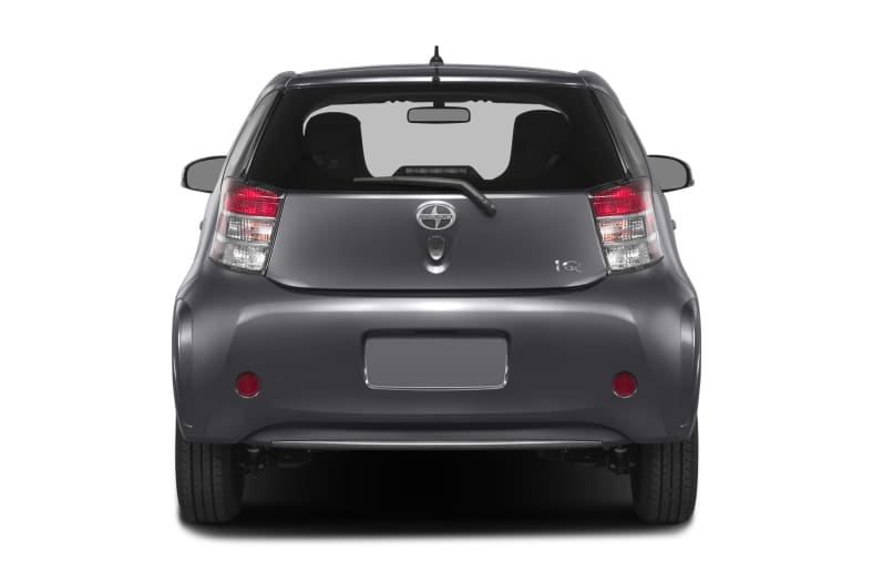 2014 Scion iQ Exterior Photo