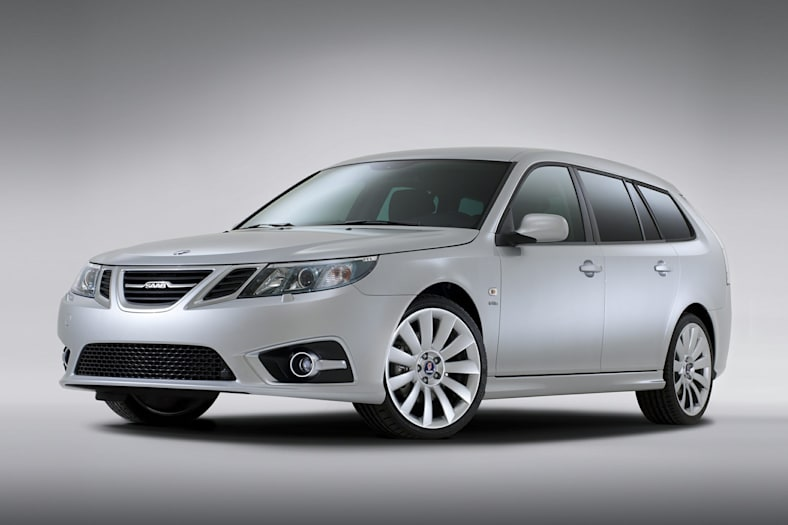 2012 Saab 9-3X Exterior Photo