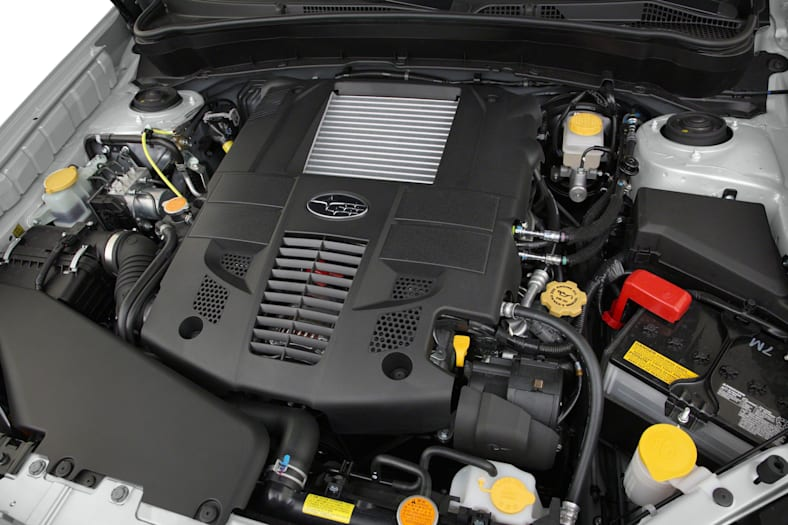 2012 Subaru Forester Exterior Photo