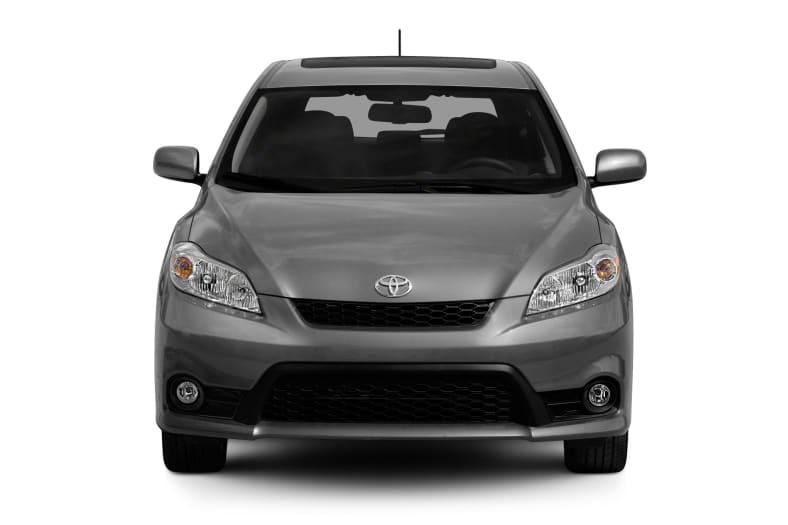 2012 Toyota Matrix Exterior Photo