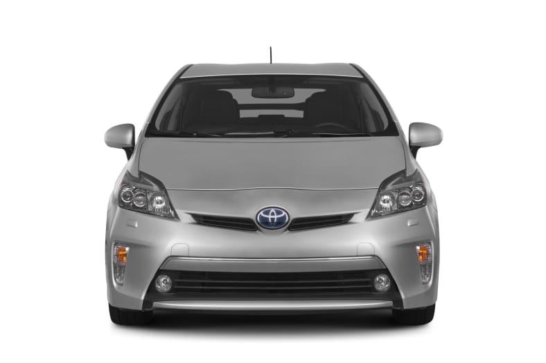 2013 Toyota Prius Plug-in Exterior Photo