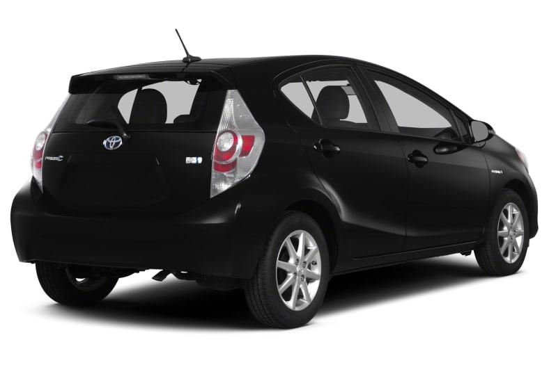 2012 Toyota Prius c Exterior Photo