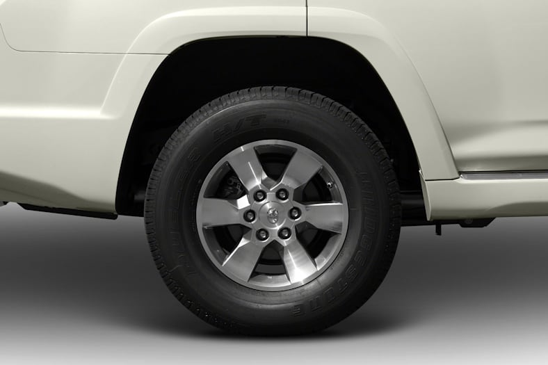 2012 Toyota 4Runner Exterior Photo