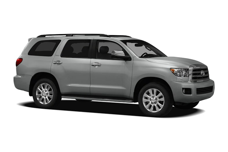 2012 Toyota Sequoia Exterior Photo