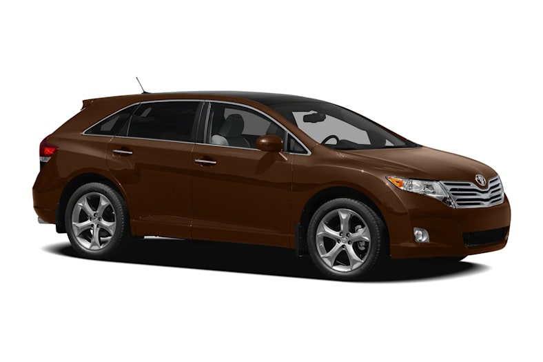 2012 Toyota Venza Exterior Photo