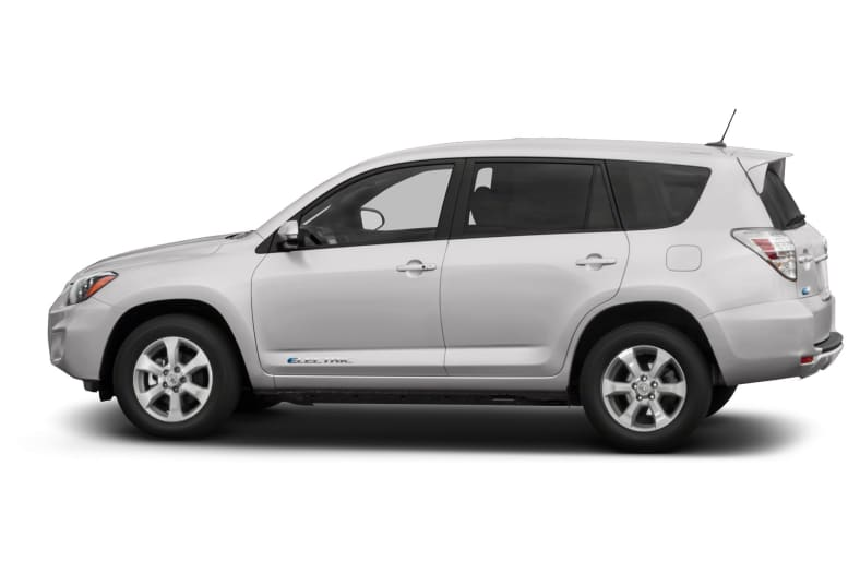 2012 Toyota RAV4 EV Exterior Photo