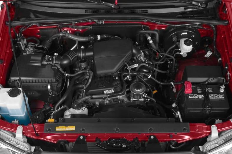 2013 Toyota Tacoma Exterior Photo