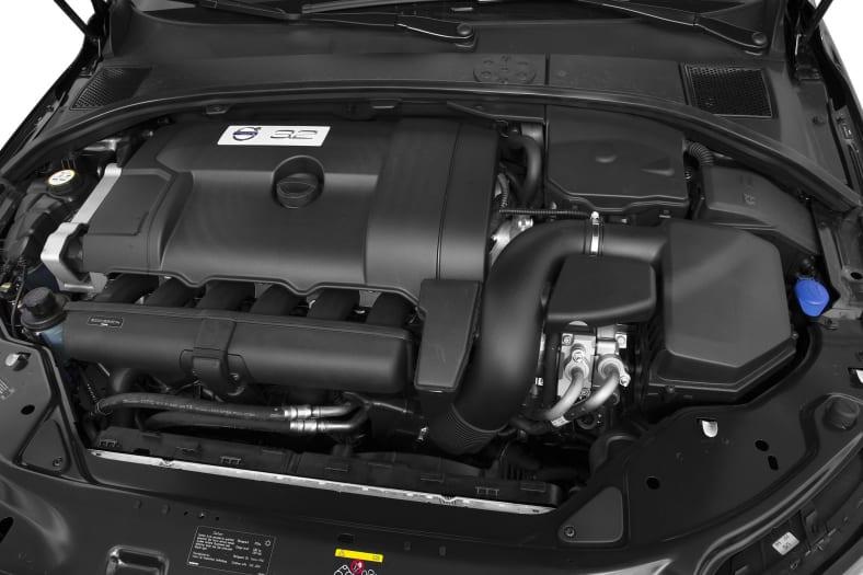 2012 Volvo S80 Exterior Photo