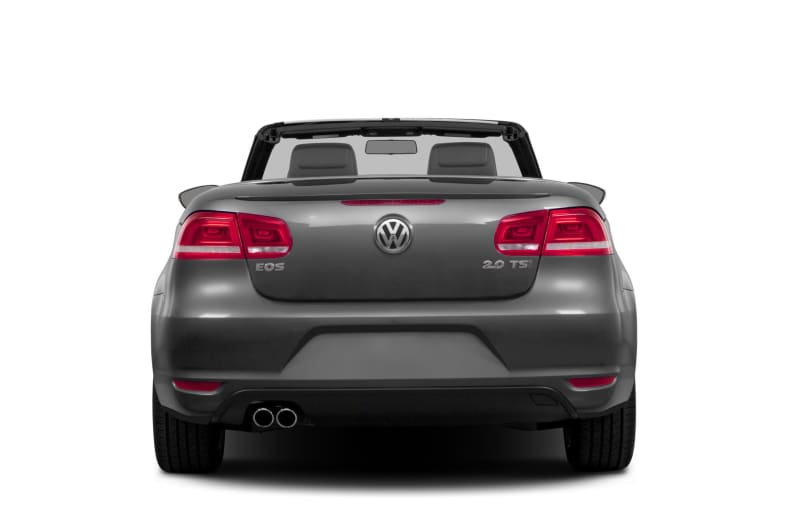 2012 Volkswagen Eos Exterior Photo