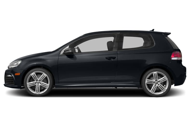 2012 Volkswagen Golf R Exterior Photo