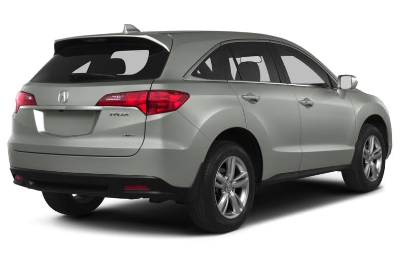 2013 Acura RDX Exterior Photo
