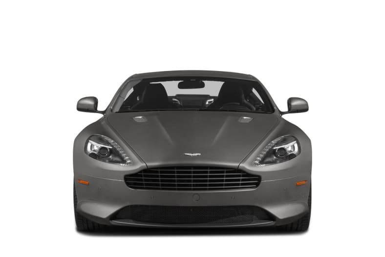 2013 Aston Martin DB9 Exterior Photo