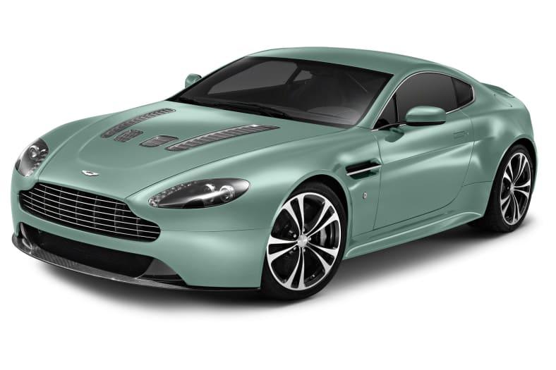 2013 Aston Martin V12 Vantage Exterior Photo