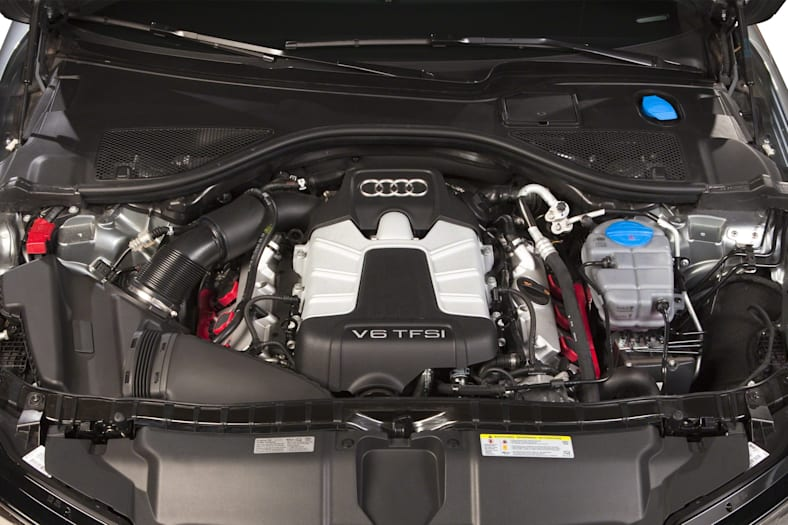 2013 Audi A6 Exterior Photo