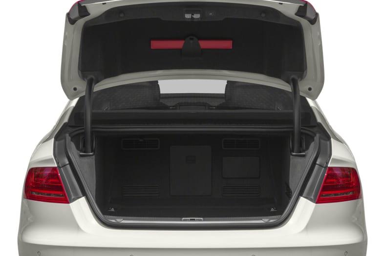 2013 Audi A8 Exterior Photo