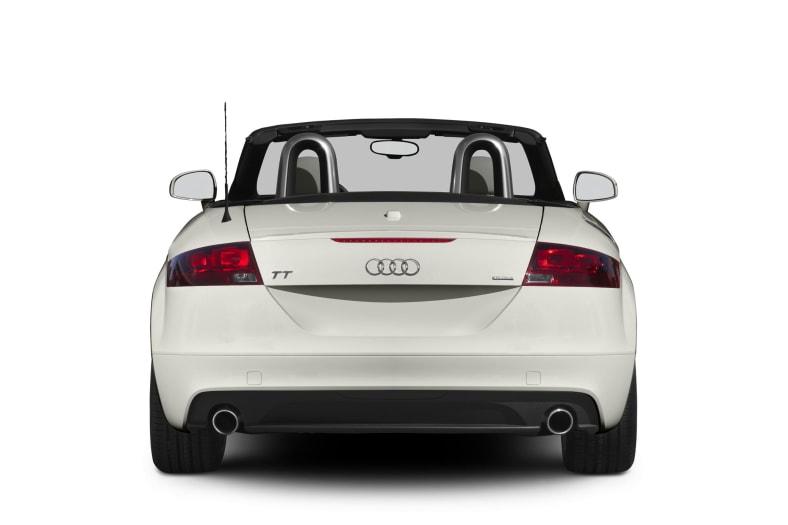 2013 Audi TT Exterior Photo