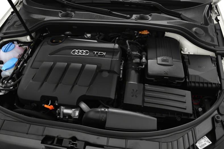 2013 Audi A3 Exterior Photo