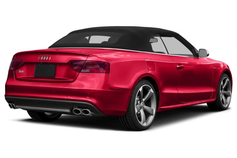 2014 Audi S5 Exterior Photo