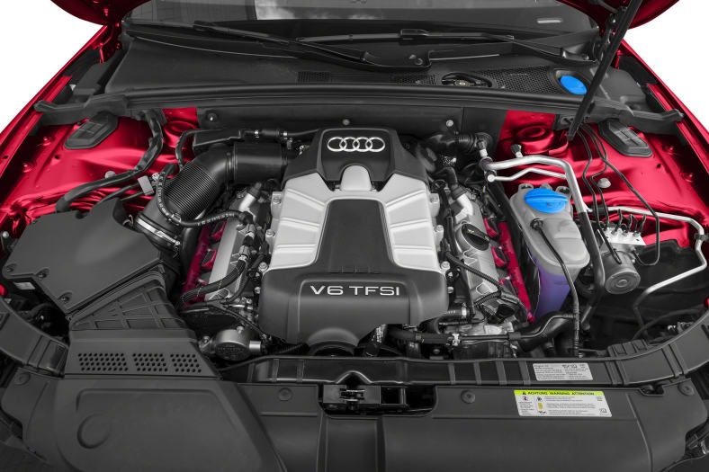 2013 Audi S5 Exterior Photo