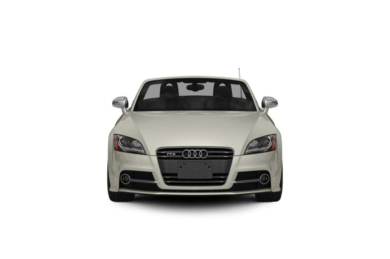 2013 Audi TTS Exterior Photo