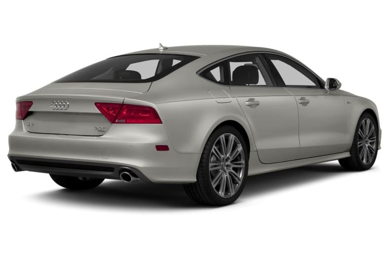 2013 Audi A7 Exterior Photo