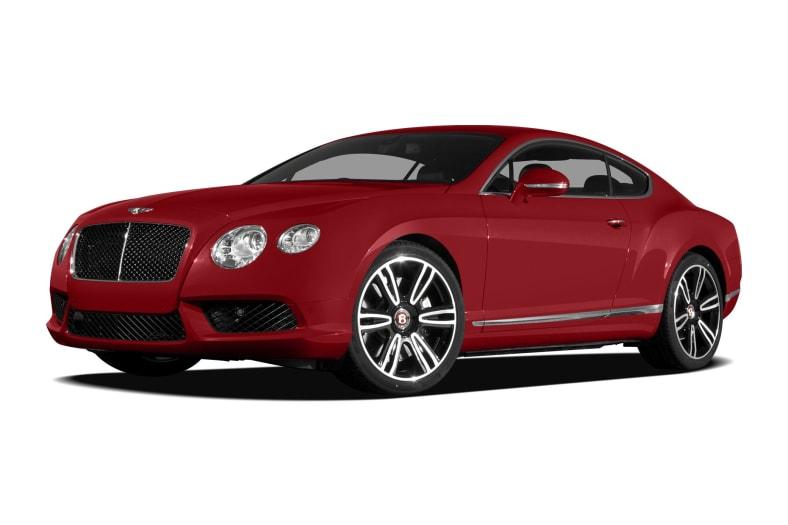 2013 Bentley Continental GT Exterior Photo