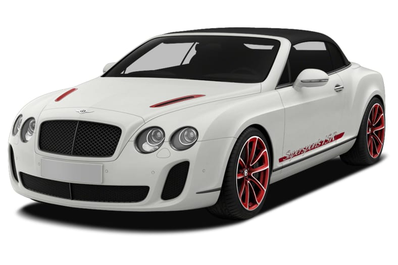 2013 Continental Supersports