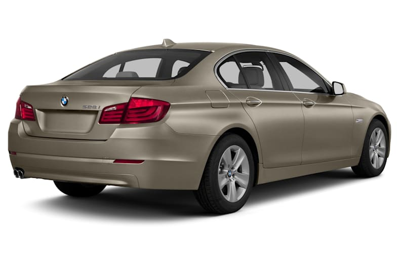 2013 BMW 550 Exterior Photo