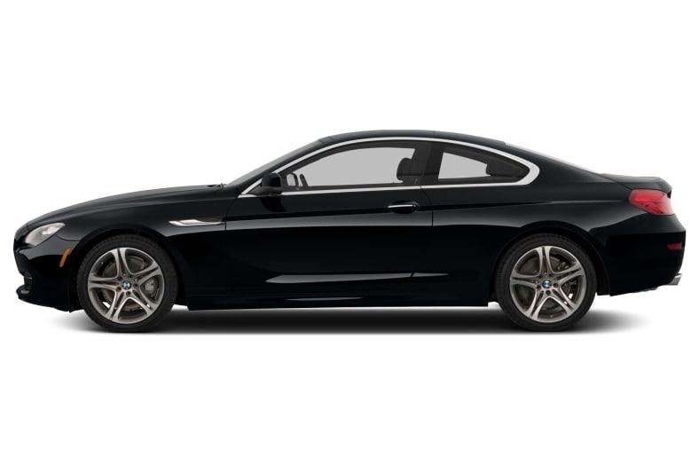 2013 BMW 640 Exterior Photo