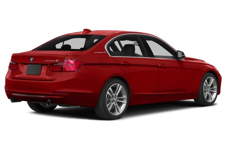 2013 BMW ActiveHybrid 3 Exterior Photo