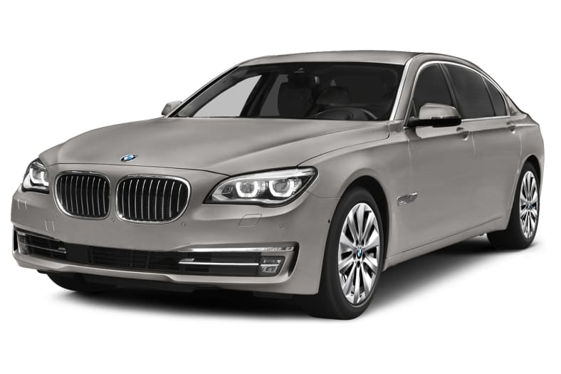 2013 BMW ActiveHybrid 740 Exterior Photo