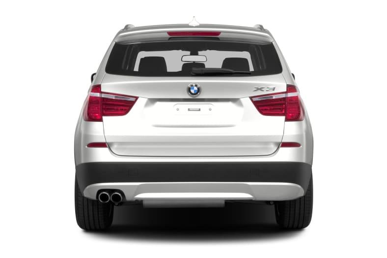 2013 BMW X3 Exterior Photo