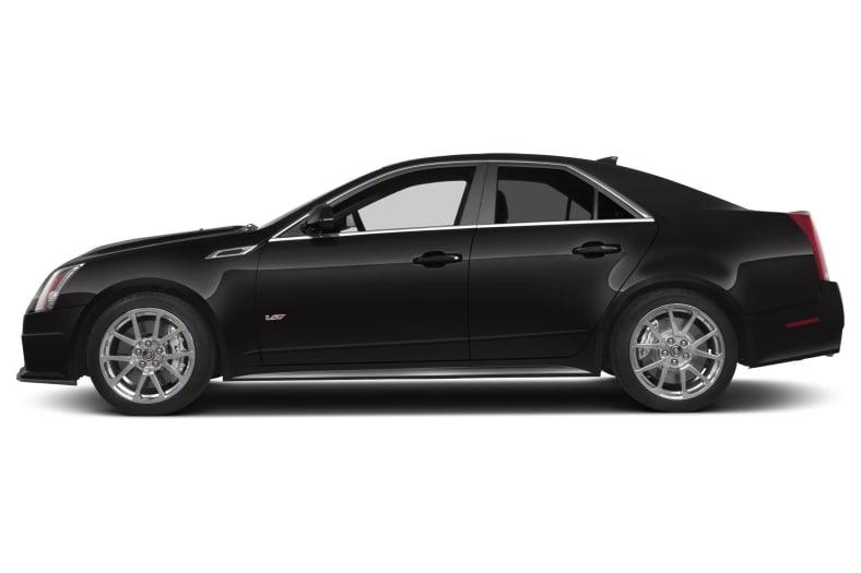 2013 Cadillac CTS-V Exterior Photo