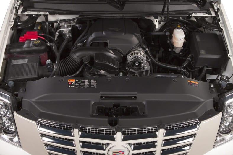 2013 Cadillac Escalade EXT Exterior Photo