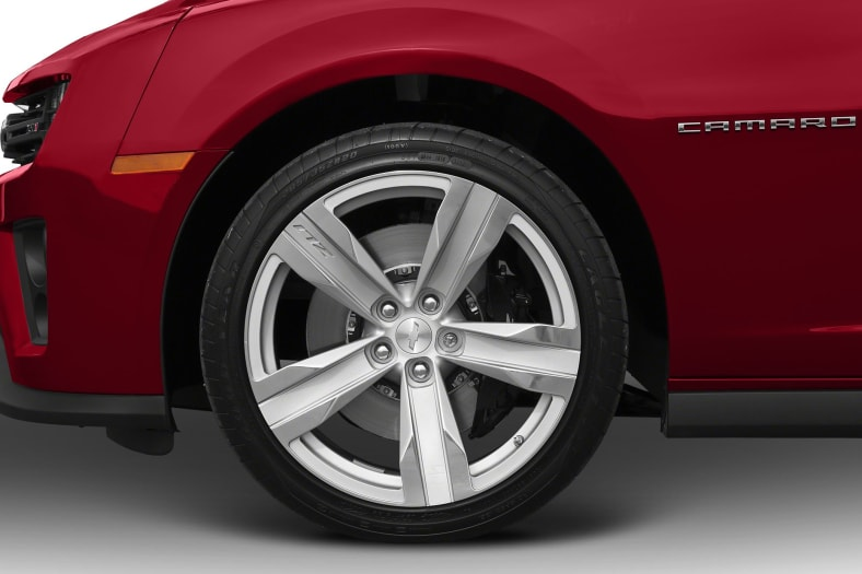 2013 Chevrolet Camaro Exterior Photo
