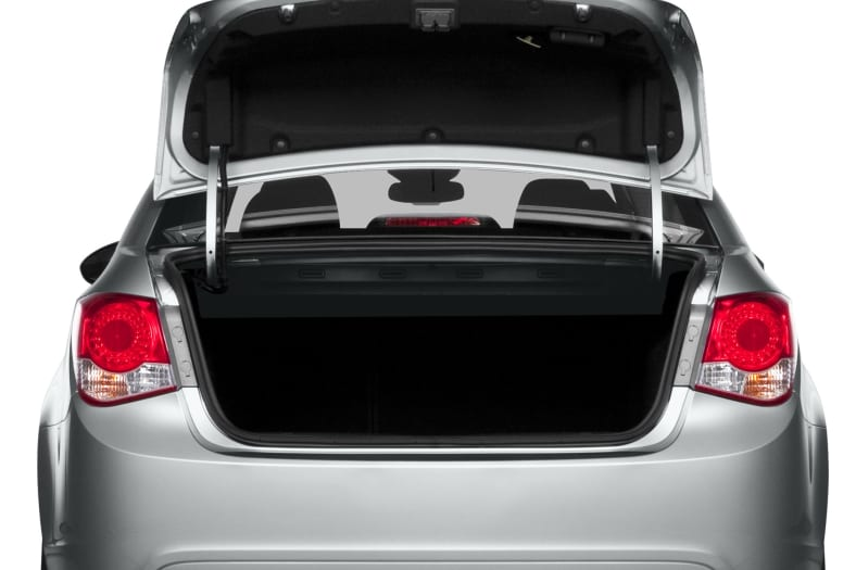 2013 Chevrolet Cruze Exterior Photo