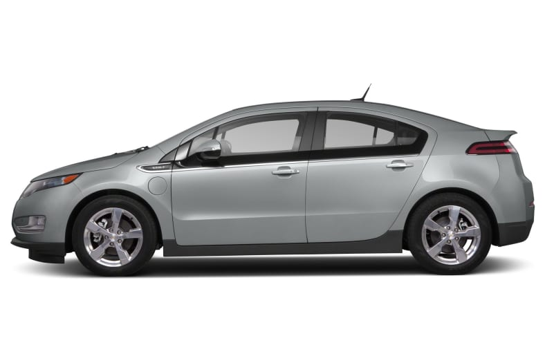 2013 Chevrolet Volt Exterior Photo