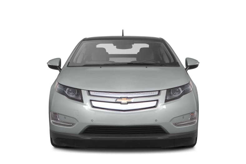 2013 Chevrolet Volt Exterior Photo