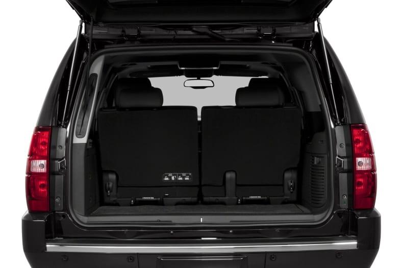 2013 Chevrolet Suburban 2500 Exterior Photo