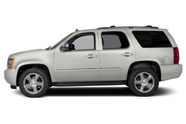 2013 Chevrolet Tahoe Exterior Photo