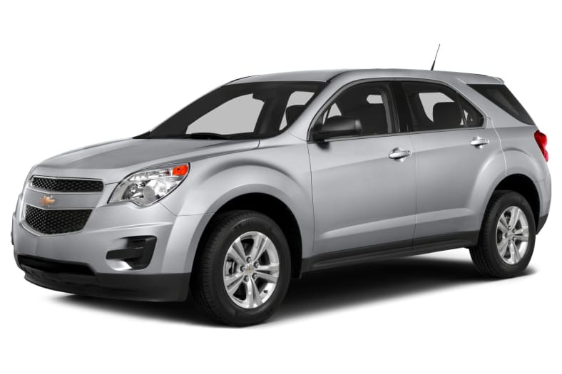 2014 Chevrolet Equinox Exterior Photo