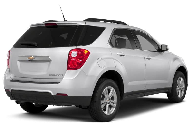 2013 Chevrolet Equinox Exterior Photo