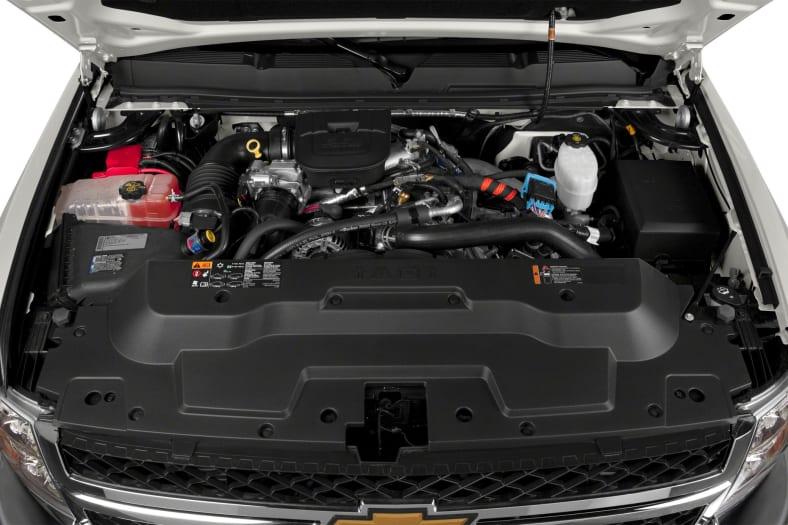 2013 Chevrolet Silverado 2500HD Exterior Photo