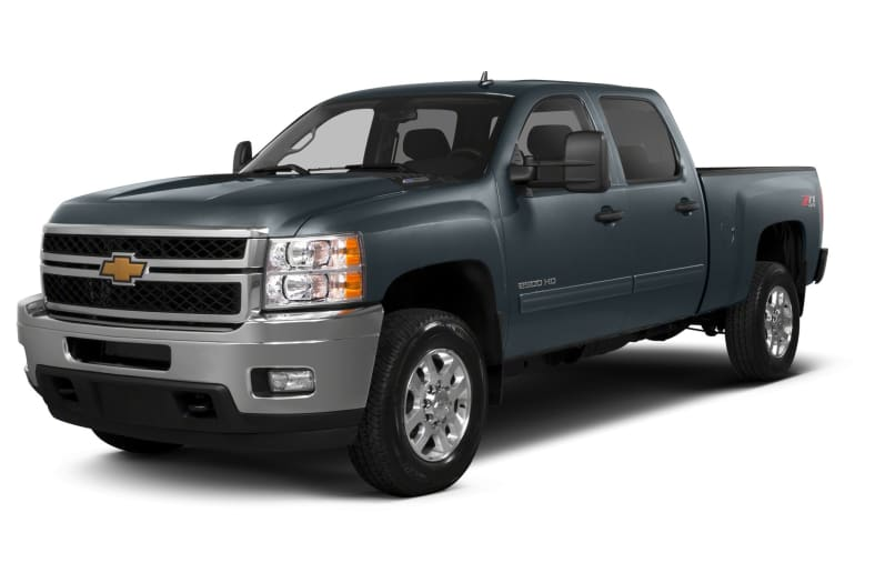 2013 Chevrolet Silverado 2500HD Exterior Photo