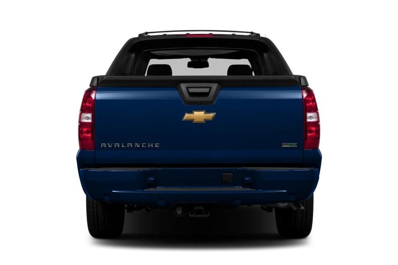 2013 Chevrolet Avalanche Exterior Photo